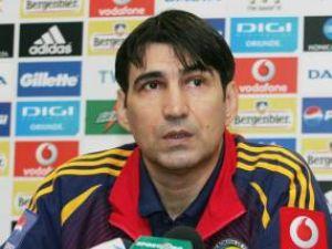 """Piţurcă, """"ferm convins"""" că România poate trece de faza grupelor la Euro-2008"""