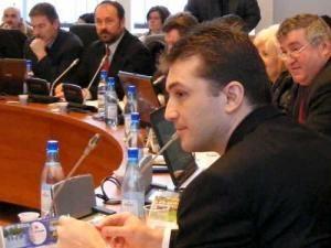 Vasile Vlaşin, consilier local PD-L la Baia Mare, este un personaj controversat