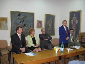 "Aniversarea SSB la Biblioteca Bucovinei ""I.G. Sbiera"""