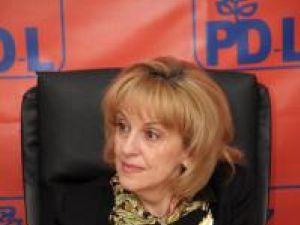 Sanda-Maria Ardeleanu, candidată pentru un post de deputat în Colegiul 1 Suceava