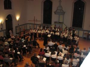 Concert de colinde în Rolle Elveţia