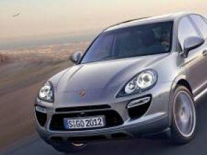 Porsche Cajun Rendering