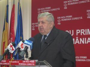 """Gavril Mîrza: """"Noi dorim să se renunţe la prevederea care micşorează punctul de pensie până la 30 la sută şi dorim să rămână 45 la sută"""""""