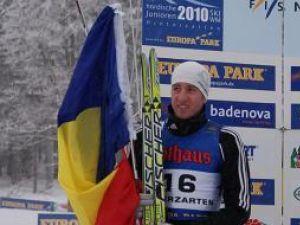 Petrică Hogiu, cel mai bun sportiv al judeţului pe anul 2010