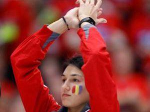"""Cristina Neagu: """"Este o victorie imensă pentru noi"""". Foto: gsp.ro"""