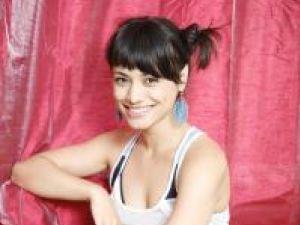 Actriţa Aylin Cadâr a organizat o petrecere cu prietenii, de ziua ei