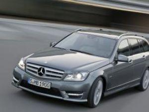 Mercedes Benz-C-Klasse Facelift