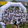"""Peste 300 de tineri la Crosul """"Ziua Olimpică"""""""