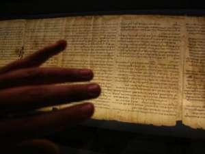 Manuscrisele de la Marea Moartă, disponibile online
