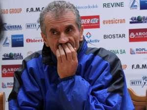 Petru Ghervan nu este tocmai optimist când vine vorba de situaţia financiară a clubului