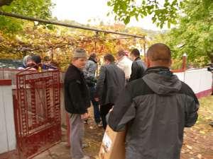 Iniţiativa le-a aparţinut deputatului PDL Ioan Bălan şi liderului PDL Adâncata, Viorel Cucu