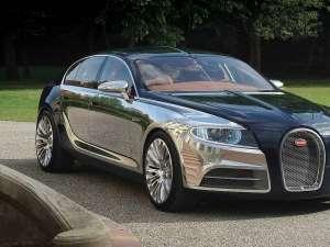 Bugatti Galibier vine în 2015 și va fi fabricat în serie limitată
