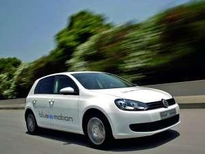 Volkswagen a creat primul Golf electric: Blue-e-motion