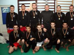 Sportivii suceveni au avut o evoluţie remarcată la campionatul naţional de thai-box
