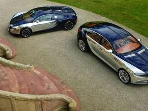 Bugatti ar putea lansa limuzina Galibier abia peste trei ani