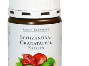 Schizandra, un excelent antioxidant cu proprietăţi astringente şi antiseptice
