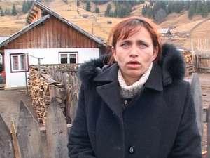 """Maria Teodora Zlotariu a dat vina pe poliţist, care ar fi stârnit mânia concubinului după ce """"a luat-o la mişto"""""""