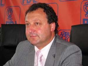 Prim-vicepreşedintele PD-L Suceava, deputatul Dumitru Pardău