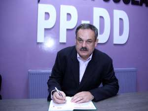 Adrian Artene a fost ales preşedintele al Organizaţiei Judeţene Suceava a Partidului Poporului – DAN DIACONESCU (PP – DD)