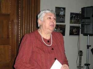 Dr. Praschiva Victoria Batariuc - Cât mă vor mai ţine puterile voi lucra pentru Muzeul Bucovinei