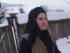 Teodora Dăscălaşu, soţia bărbatului îngropat fără certificat de deces