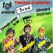 Trupa The Brad Pits, concert, sâmbătă, la Talcioc Cultural