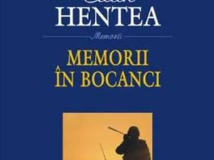 """Călin Hentea: """"Memorii în bocanci"""""""