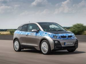 BMW lansează noul model i3