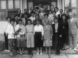 Foștii dvs. elevi ai Liceului Pedagogic Gura Humorului, promoția 1971