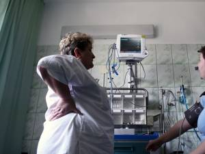 Medicii care lucrează în centrele de permanenţă vor primi mai mulţi bani pentru serviciile furnizate pacienţilor. Foto: MEDIAFAX
