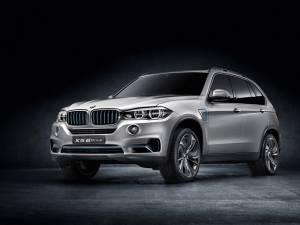 BMW va dezvălui la Frankfurt noul X5 și conceptul X5 eDrive