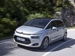 Noul Citroën C4 Picasso vine în septembrie și în România