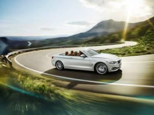 BMW dezvăluie noul Seria 4 Cabrio