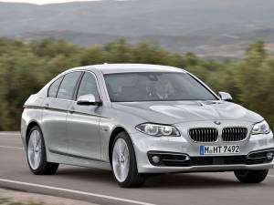 BMW 520xd a traversat de două ori România cu un singur plin de carburant