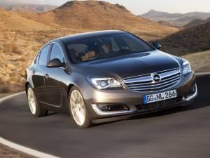 Opel Insignia dispune de primul motor biturbo diesel