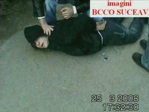 Imagini de la prima captură de heroină din municipiul Suceava