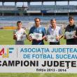 Asociația Județeană de Fotbal i-a premiat pe cei care s-au remarcat în campionatele județene din acest sezon
