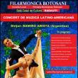 Concert de muzică spaniolă şi latino-americană