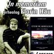 """""""Florin Hău - Studii de arheologie"""""""