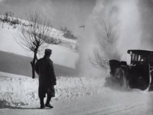 """""""Operaţiuni pentru curăţirea zăpezii"""""""
