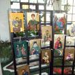 Expoziţie de icoane bizantine pe lemn, la Iulius Mall Suceava