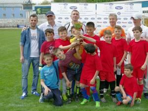 Şcoala Gimanzială Bosanci a triumfat în Cupa Hagi Danone după o finală extrem de echilibrată