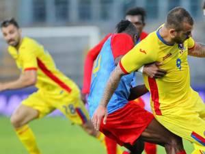 România a jucat cu frică în meciul cu Congo, iar acest lucru s-a văzut pe tabelă