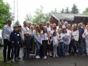 În Germania unde trăiesc şi muncesc mii de români, sâmbătă seară, în localitate Rengsdorf, a fost organizată prima ediţie a unui adevărat festival închinat iei