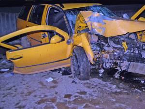 Accidentul s-a petrecut în decembrie 2014, la Bilca. Foto: Ioan Negru