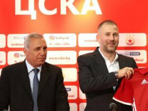 Edward Iordănescu a fost prezentat oficial la echipa bulgară