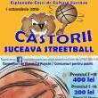 Turneu de streetball, sâmbătă, în centrul Sucevei