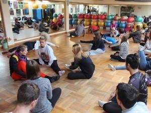 Instrumente de dans pentru incluziune este un proiect Erasmus+ (2)