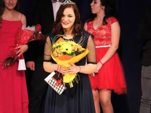 """Miss Boboc 2016, de la Colegiul """"Samuil Isopescu"""" Suceava, este Denisa Matei"""