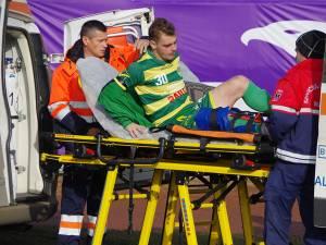 Accidentarea suferită de Ionuț Mihălăchioaie s-a dovedit a fi extrem de gravă